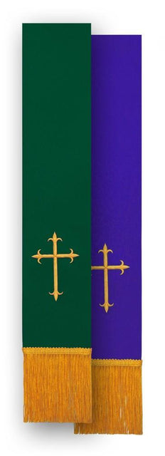 Hunter/Purple Bible Marker - Churchings