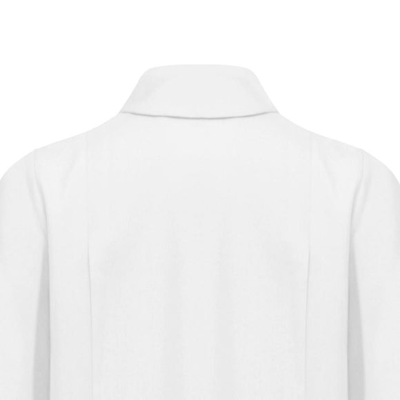 White Clergy Cassock - Churchings
