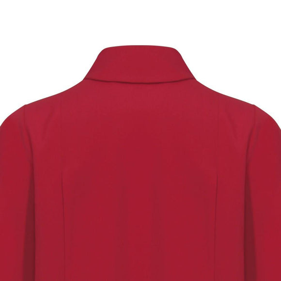 Red Clergy Cassock - Churchings