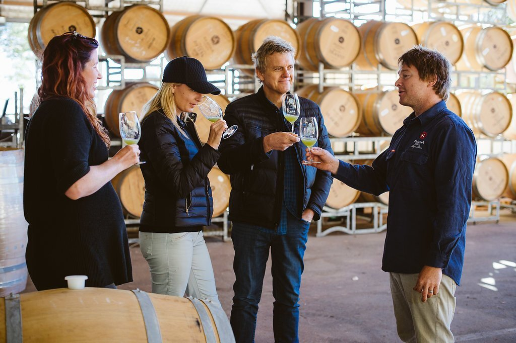 Interview with Ryan Aggiss, our Chief Winemaker