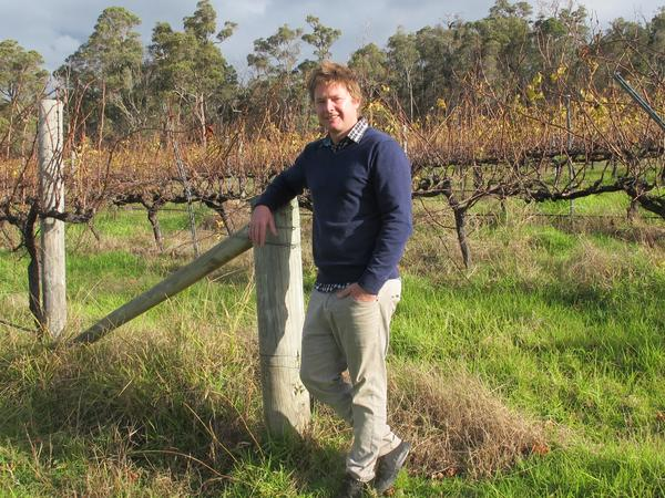Ryan Aggiss appointed Chief Winemaker at Aravina Estate - Aravina Estate Wine Maker