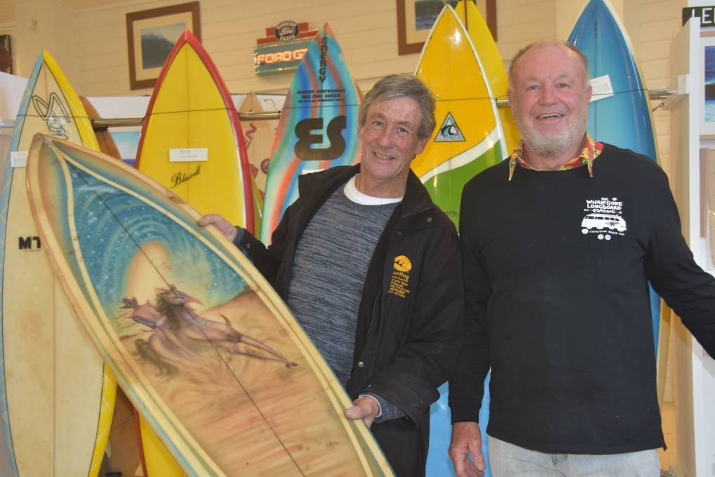 Every surfboard has a story | Aravina WA Surf Gallery