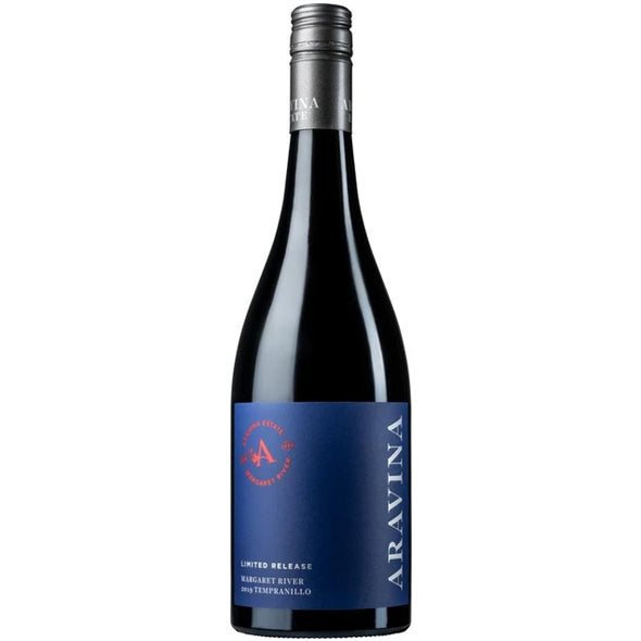 2019 Single Vineyard Shiraz - Aravina Estate