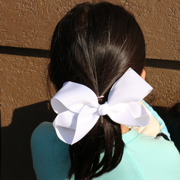 Wholesale Large 7 Inch Hair Bow