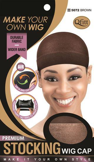 wholesale-qfitt-premium-stocking-wig-cap-brown-5072