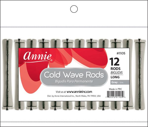 #1105 Annie Long Cold Wave Rods / Gray