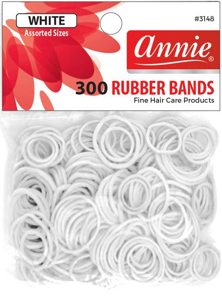 #3148 Annie 300 Rubber Bands