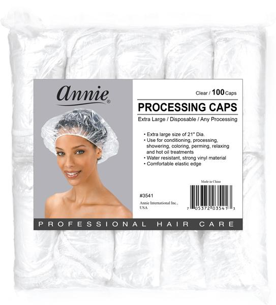 #3541 Annie Processing Caps (100CT)