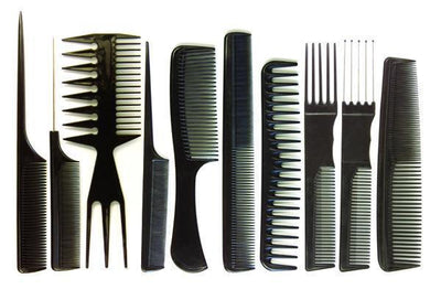 #81 Annie Professional Comb Set 10Pc