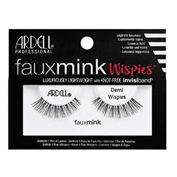 Ardell FauxMink #Wispies 16PC (4PACKS)