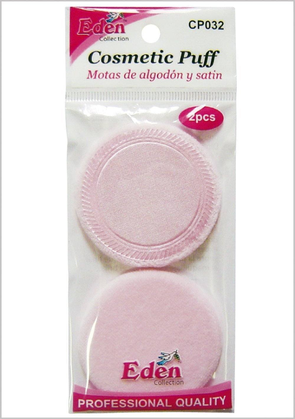 #Cp032 Eden Cosmetic Puff 2Pc (12Pk)