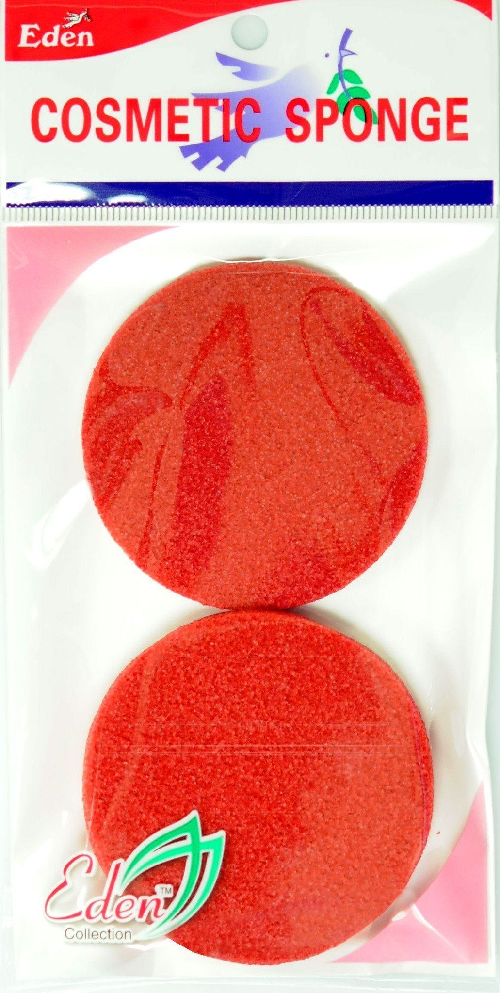 #Cs67 Eden Thick & Thin Cosmetic Sponge 2Pc (12Pk)