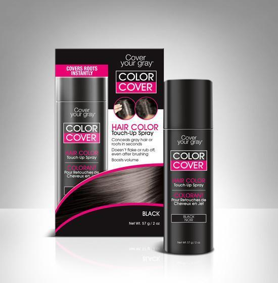 Cover Your Gray Color Cover Touch Up Spray (Pc)