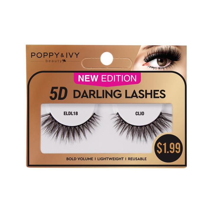 Absolute 5D Darling Lash #ELDL18 Clio (6PC)
