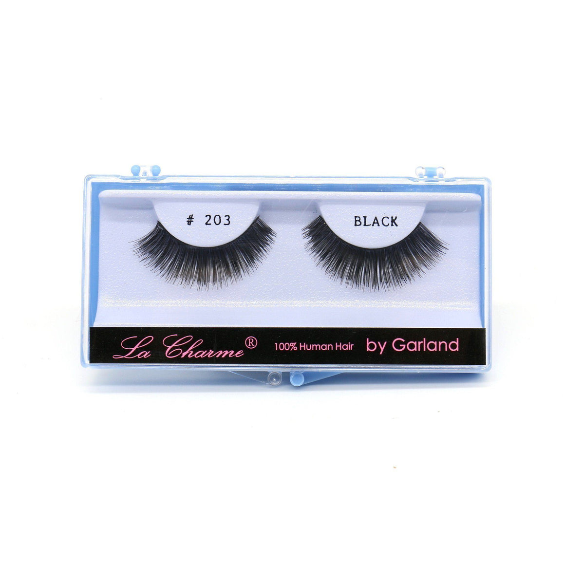 Blue Case Eyelash, #203 (6PC)