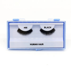 Blue Case Eyelash, #66 (6PC)