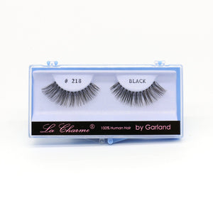 Blue Case Eyelash, #218 (6PC)