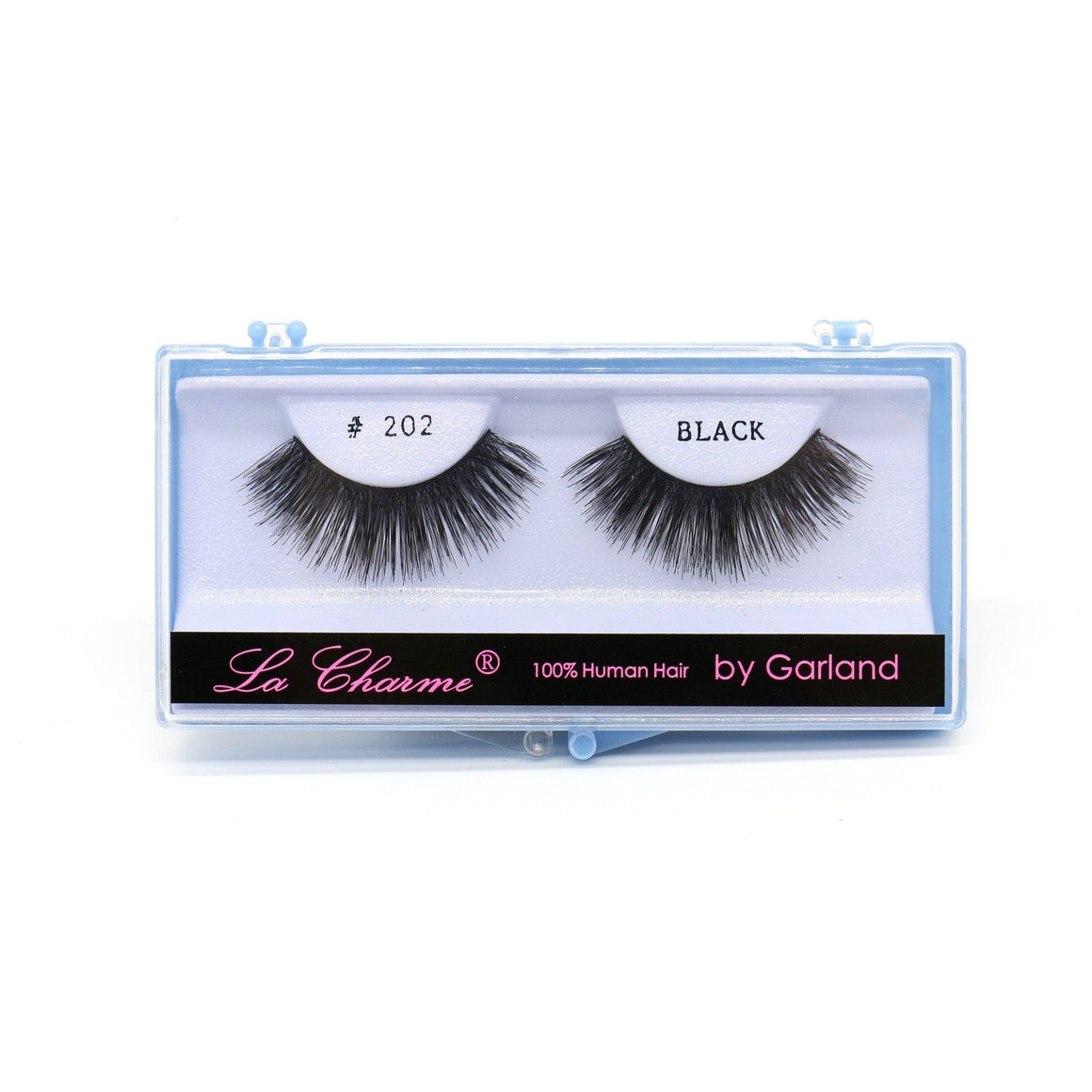 Blue Case Eyelash, #202 (6PC)