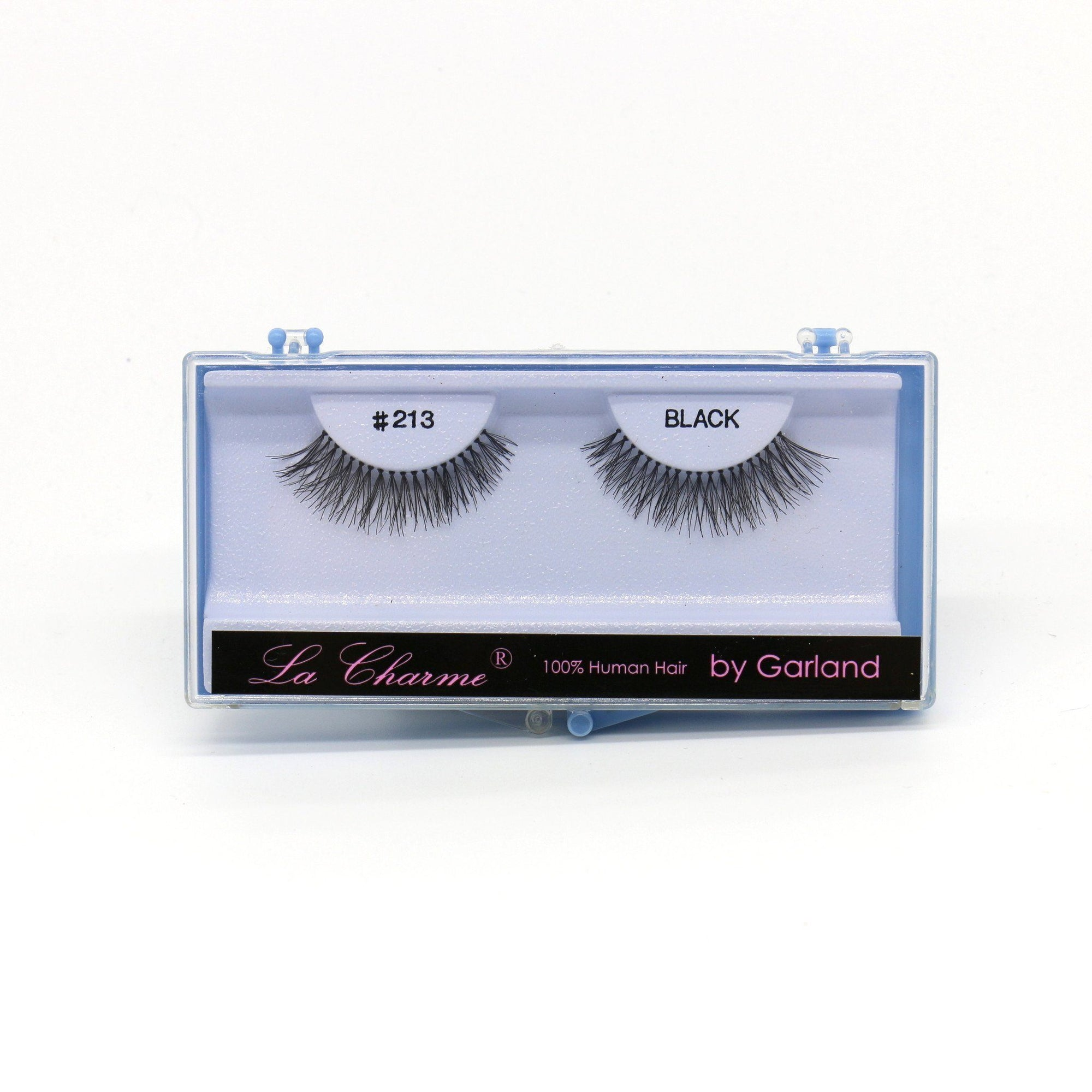 Blue Case Eyelash, #213 (6PC)