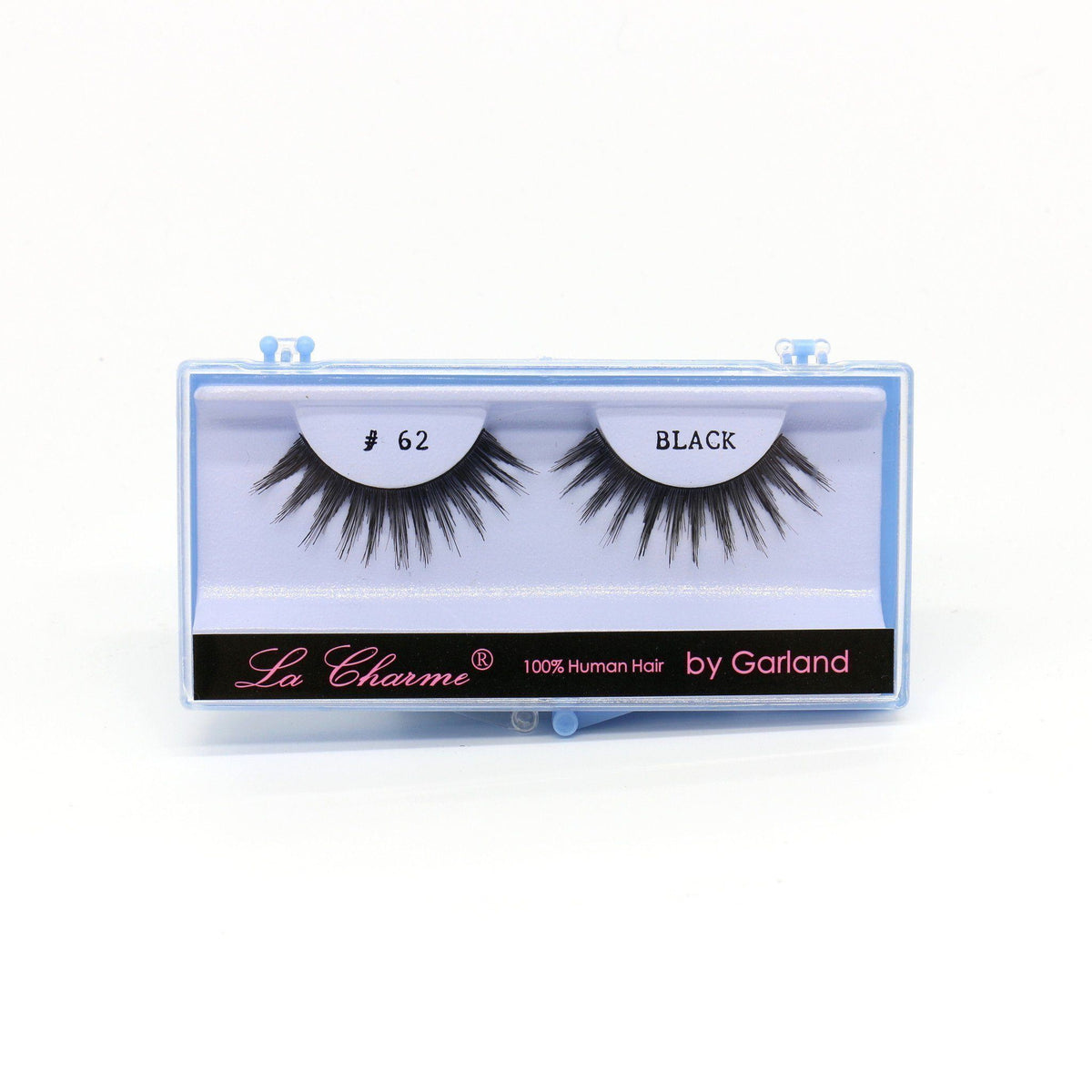 Blue Case Eyelash, #62 (6PC)