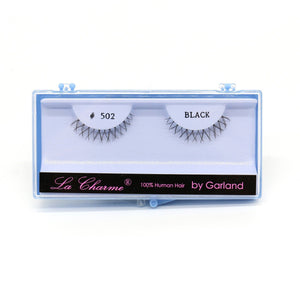 Blue Case Eyelash, #502 (6PC)