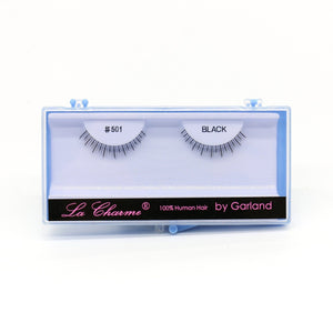 Blue Case Eyelash, #501 (6PC)