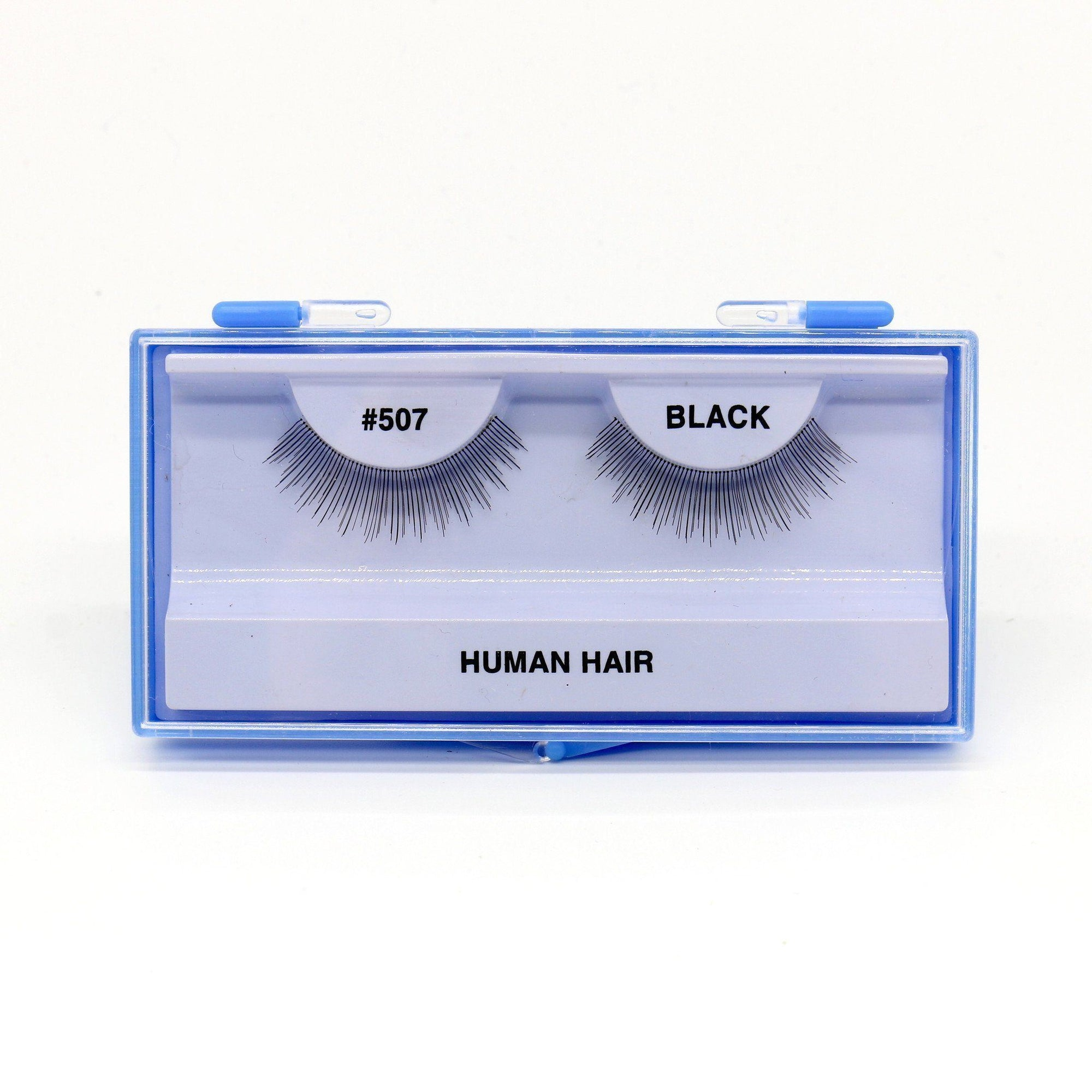 Blue Case Eyelash, #507 (6PC)
