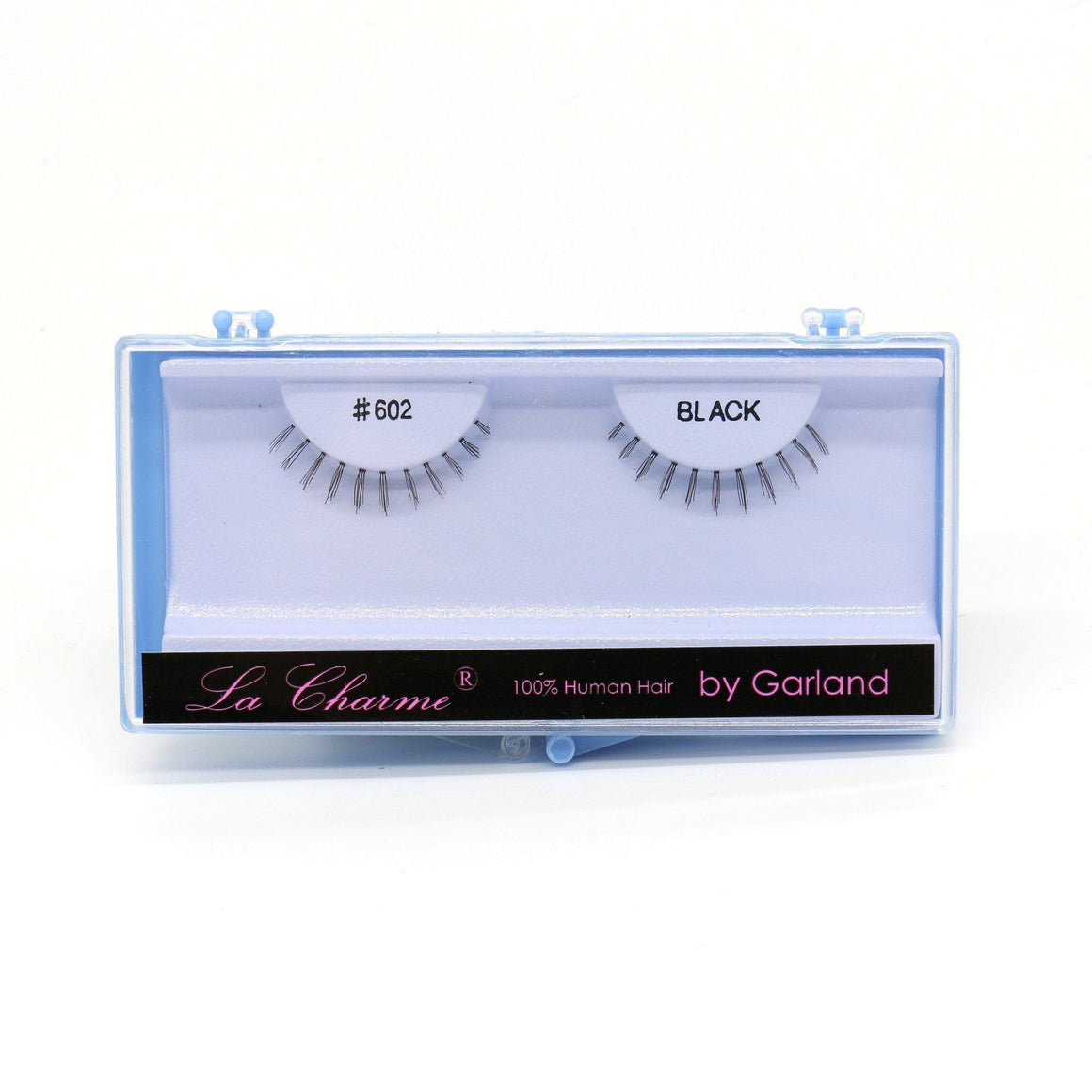 Blue Case Eyelash, #602 (6PC)