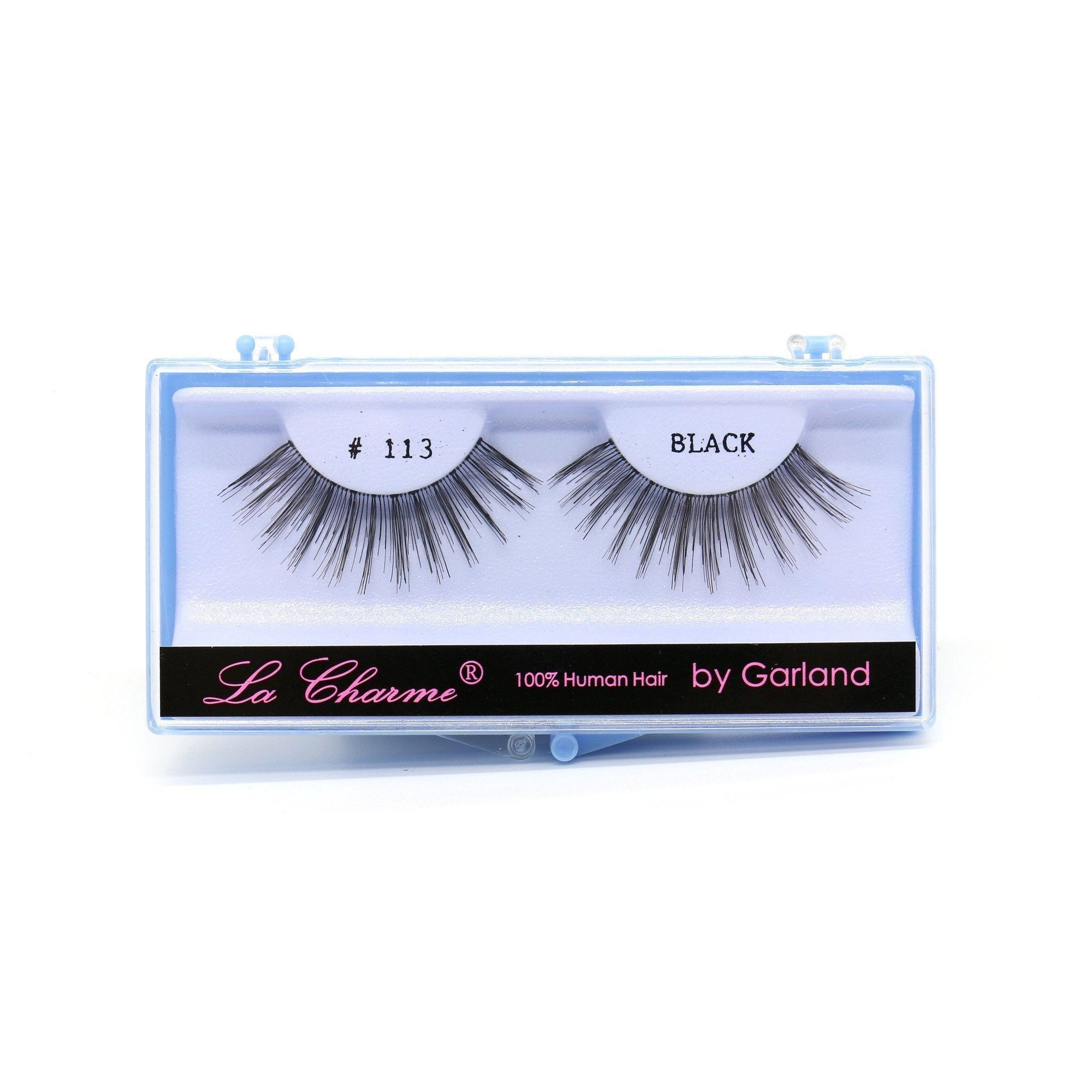 Blue Case Eyelash, #113 (6PC)