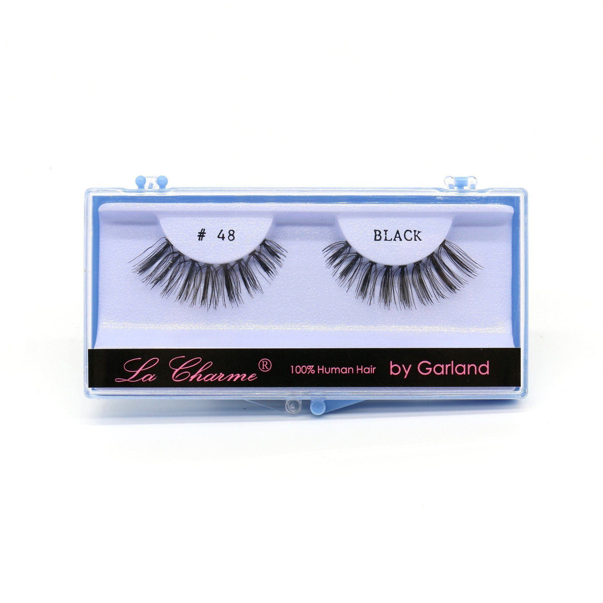 Blue Case Eyelash, #48 (6PC)