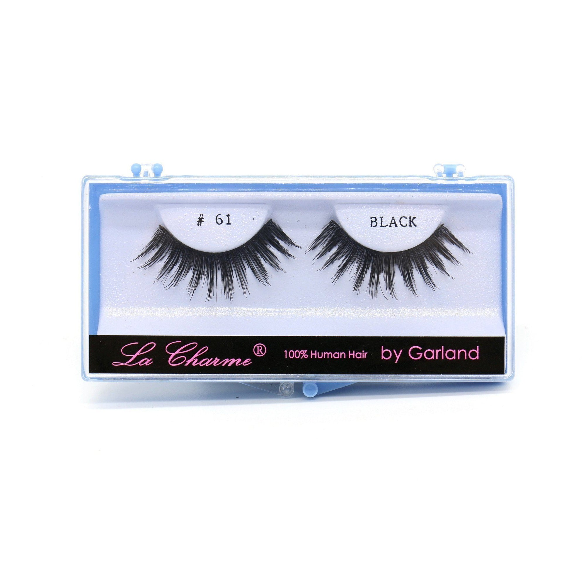 Blue Case Eyelash, #61 (6PC)