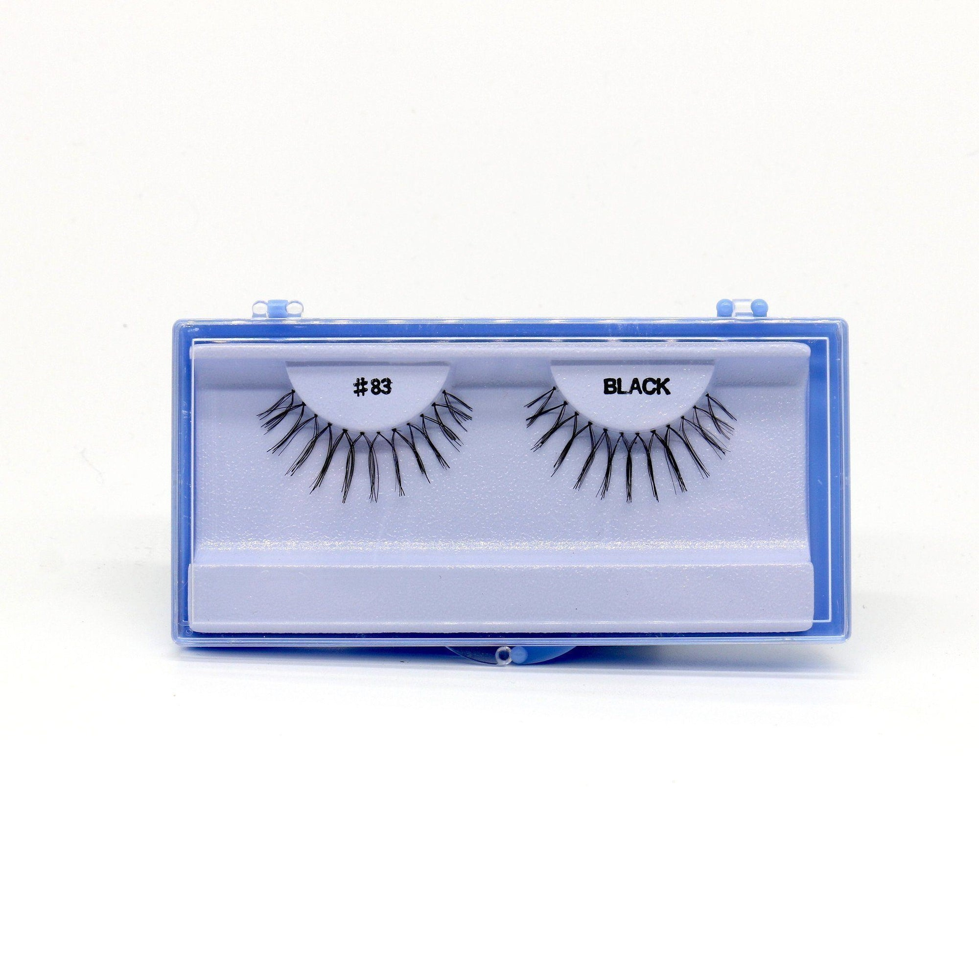 Blue Case Eyelash, #83 (6PC)