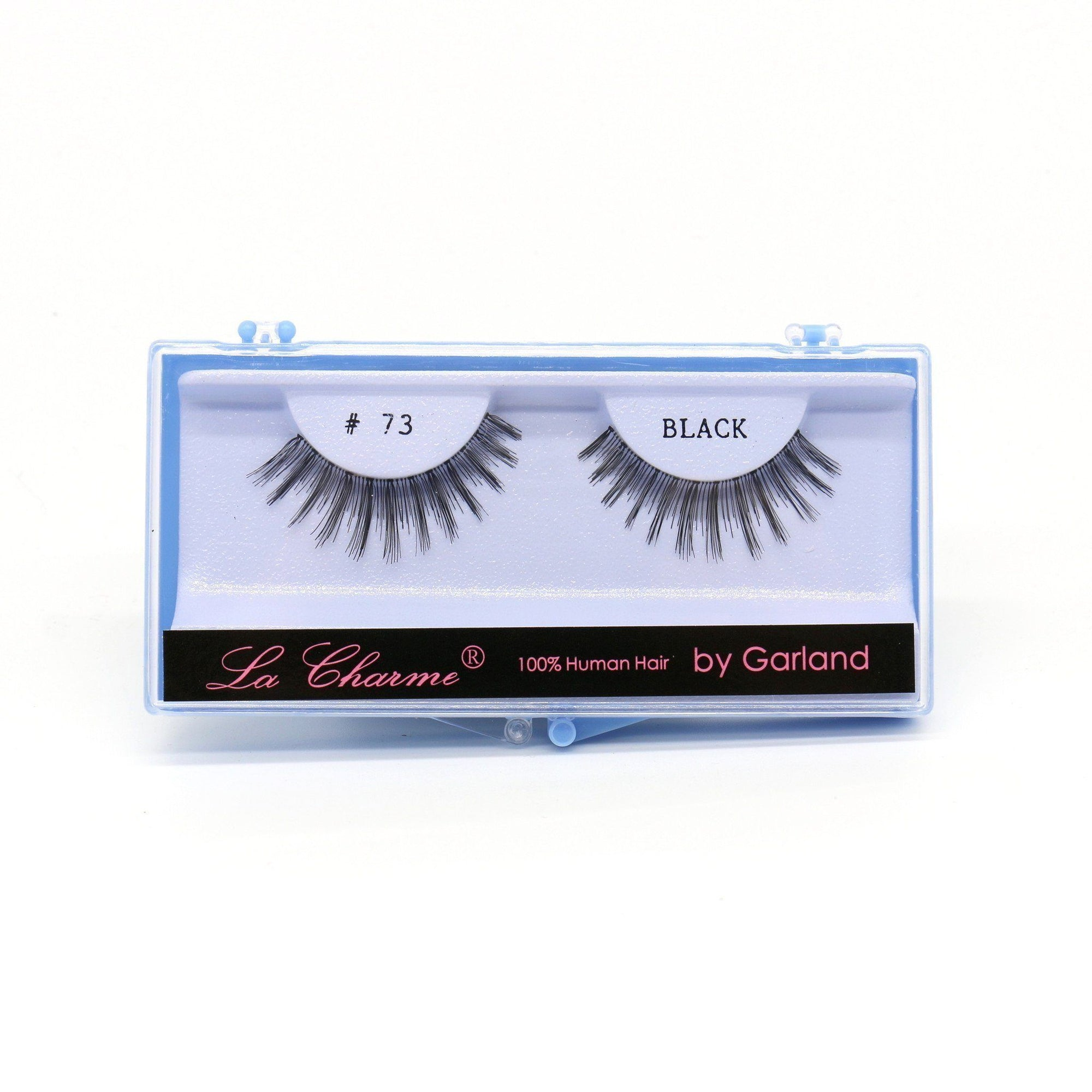 Blue Case Eyelash, #73 (6PC)