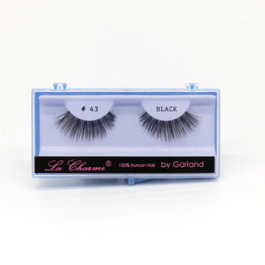 Blue Case Eyelash, #43 (6PC)