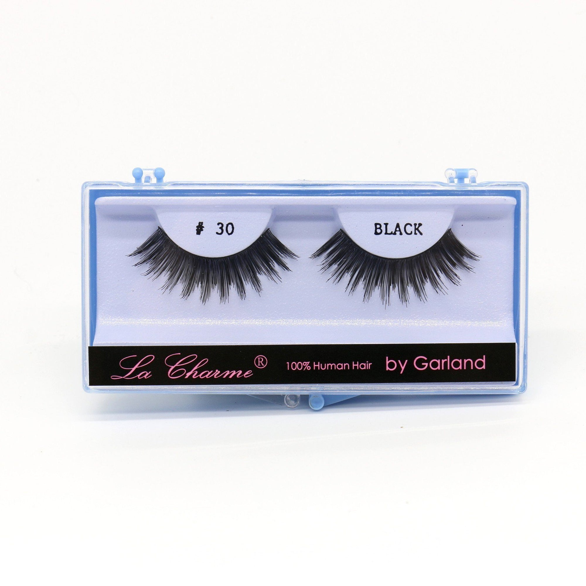 Blue Case Eyelash, #30 (6PC)