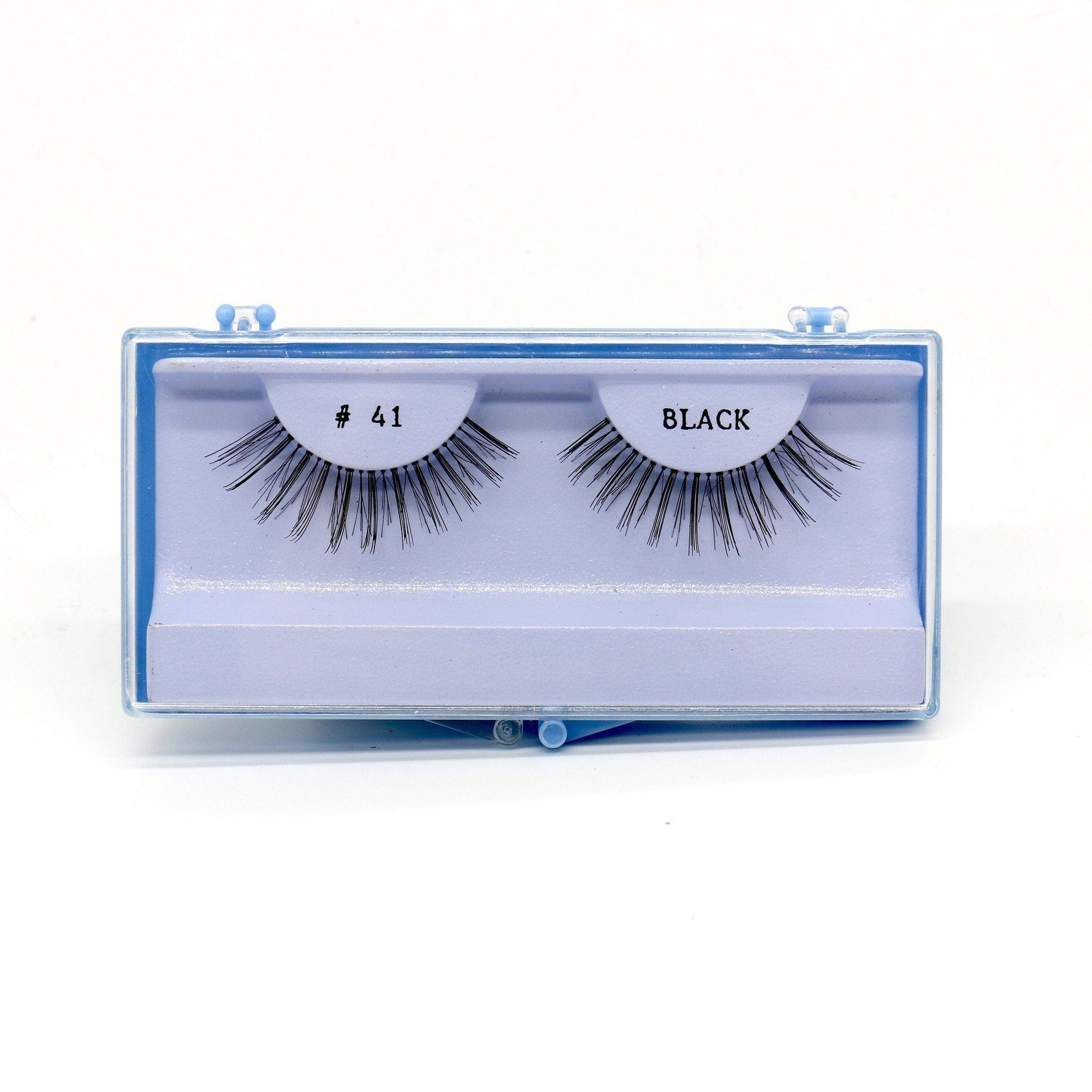 Blue Case Eyelash, #41 (6PC)