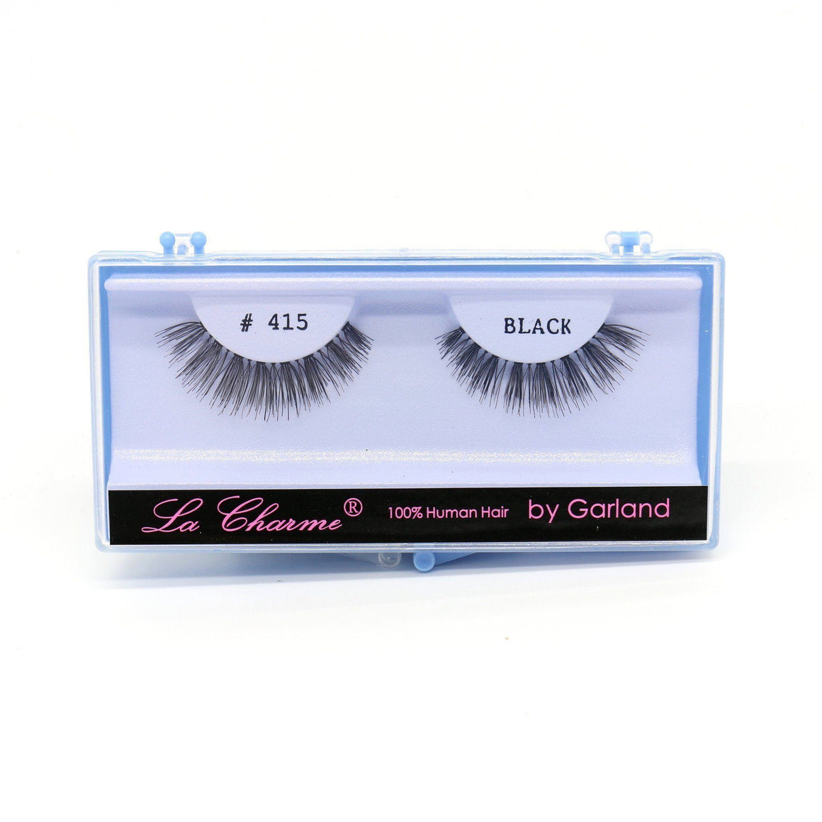 Blue Case Eyelash, #415 (6PC)