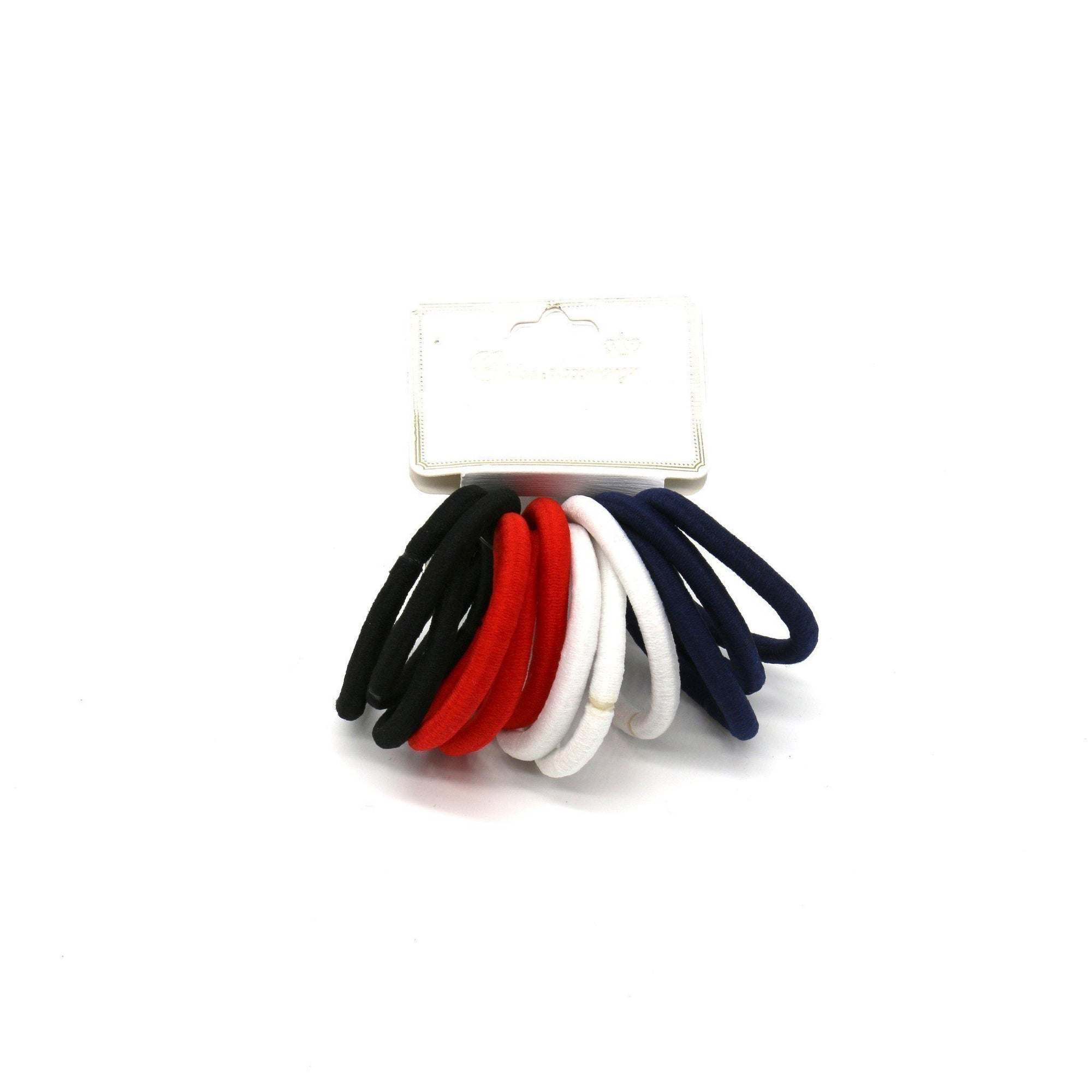#EPT361C Tommy Thick Elastic Rubber Bands (12PC)