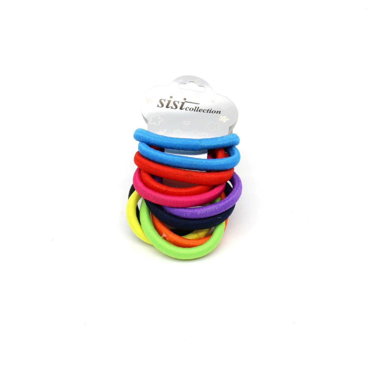 #EPT361A Assort Thick Elastic Rubber Bands (12PC)
