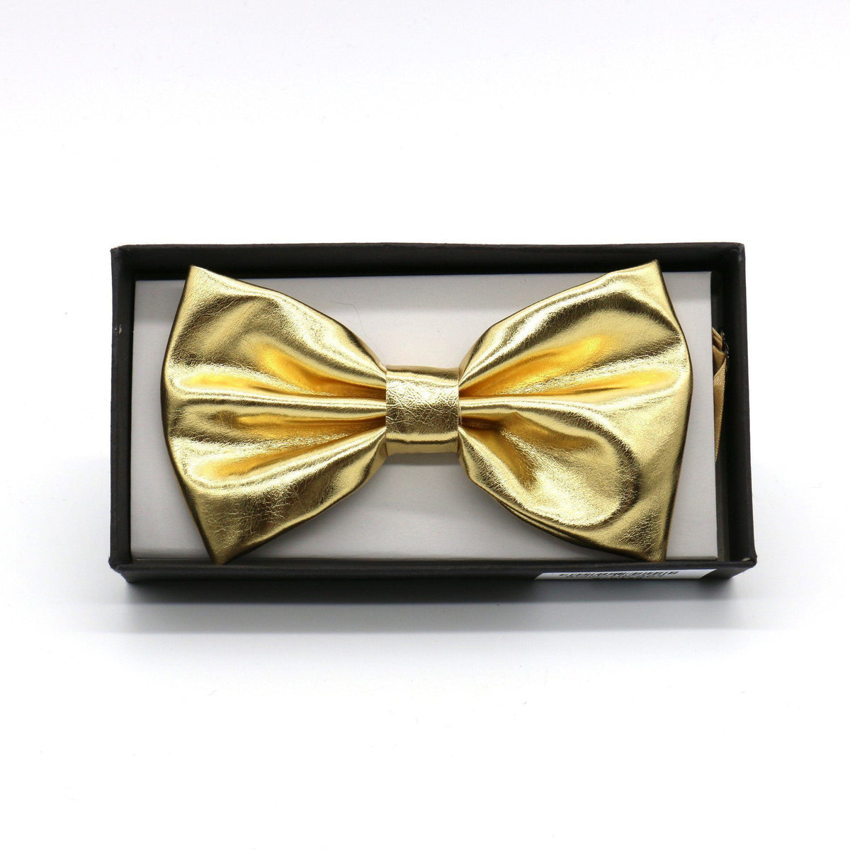 Metallic Gold Bow Tie (PC)