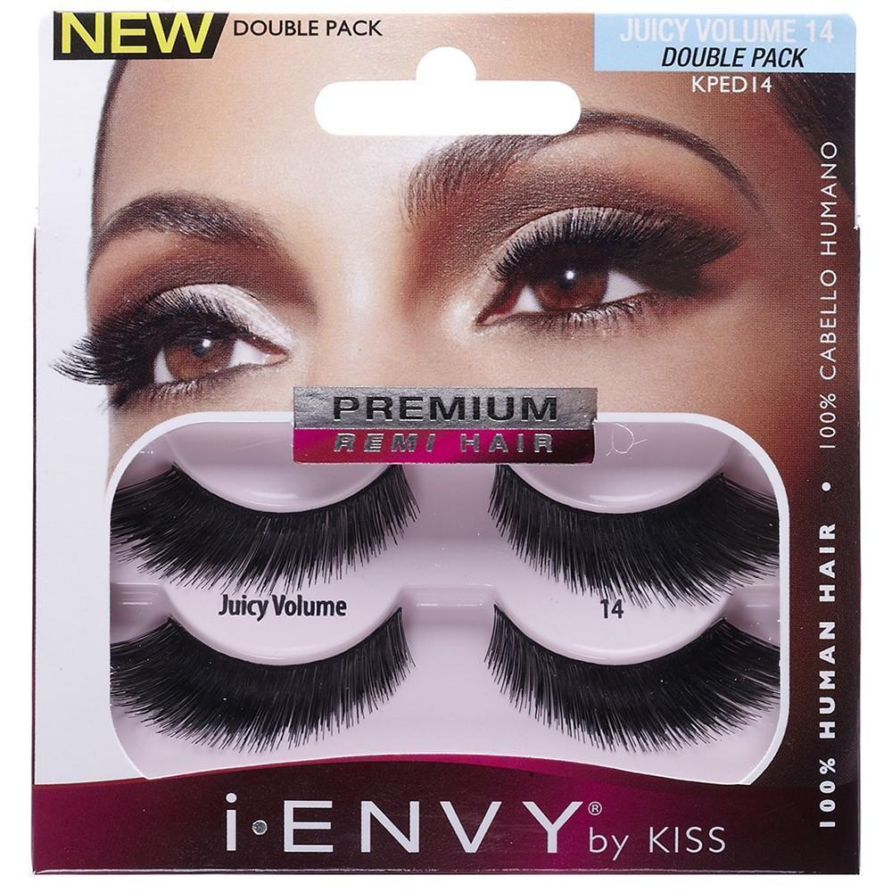 #Kped14 Double Pack Juicy Lashes 14 (3Pk)