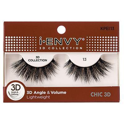 iEnvy Chic 3D Angle & Volume Eyelashes #KPEI13 (6PC)