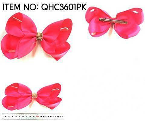 WHOLESALE-HAIR-bow-qhc3601PK