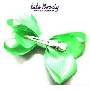 Mini Hair Bow #QHC2390MT Mint (2 Dozen)