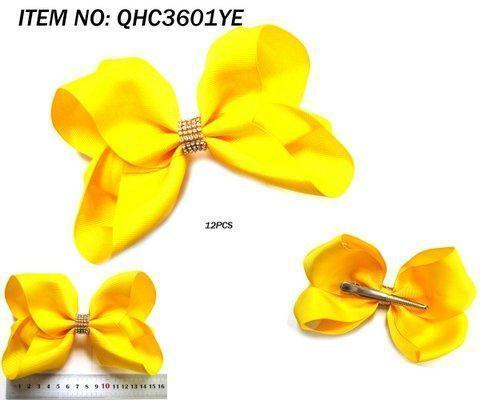 WHOLESALE-HAIR-bow-qhc3601YE