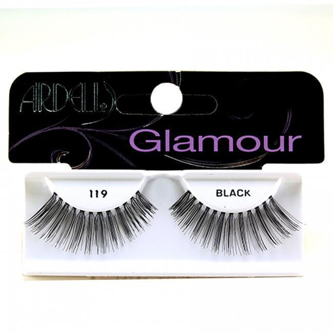Ardell Glamour Eyelashes, #119 (4PC)