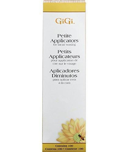 Gigi Petite Wax Applicators, 100 Count