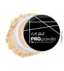 L.A. Girl HD Yellow Pro Setting Powder #GPP920