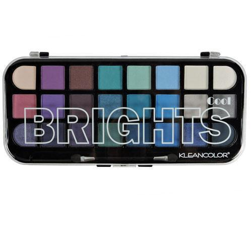 Kleancolor Cool Brights Palette (6PC)