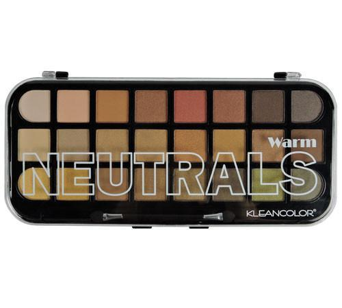 Kleancolor Warm Neutrals (6PC)